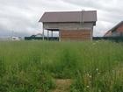 Отличный, ровный, сухой на возвышенности земельный участок (