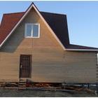 Дом новый из профилированного бруса на участке 13,3 сот