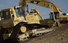 Запасные части бульдозеров Caterpillar D6R, D6T, D6H
