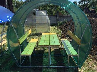 Смотреть изображение Разное Беседка садовая 33844391 в Гаврилов-Яме