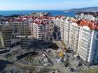 2 х комнатная квартира в жилом комплексе Черноморский 2 В