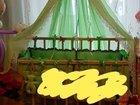 Комплект постельного белья в детскую кровать