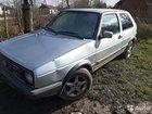 Volkswagen Golf 1.3МТ, 1988, 33333км