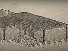 Уникальное фото  Строительство Каркасных домов , домов из бруса , дачных домиков ( каркасных или из бруса), 32595172 в Хабаровске