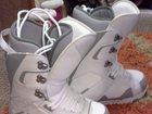 Фото в Спорт  Спортивный инвентарь Сноубордические ботинки, новые! не подошли в Хабаровске 4000