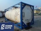 Изображение в Авто Спецтехника Танк-контейнер для перевозки опасных химических в Хабаровске 1503000