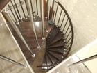 Просмотреть фото  Сборные винтовые лестницы в Хабаровске 38623322 в Хабаровске