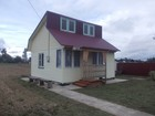 Продается 2-х этажный дом с земельным участком в с. Даниловк