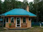 Предлагается 2-этажный дом из бруса, в экологически чистом р