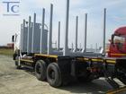 Уникальное фотографию  Сортиментовоз МАЗ 6х6 продам 68065548 в Хабаровске