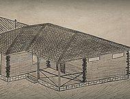 Строительство Каркасных домов , домов из бруса , дачных домиков ( каркасных или