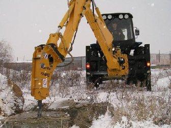Новое фотографию Спецтехника Аренда гидромолота 32425110 в Хабаровске