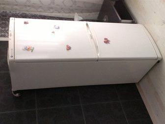 Новое изображение Холодильники продам холодильник с морозильной камерой 33372870 в Хабаровске