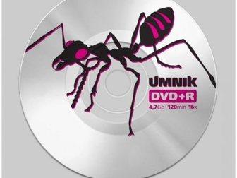 Уникальное foto  Чистые носители информации: CD, DVD диски 33857936 в Хабаровске