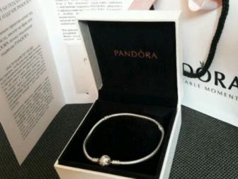 Скачать бесплатно foto  Продам браслет Pandora 38561935 в Хабаровске