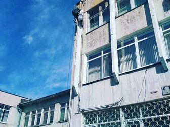 Скачать бесплатно foto Другие строительные услуги Герметизация межпанельных швов 67712592 в Хабаровске