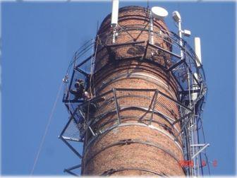 Скачать изображение Другие строительные услуги Обследование, прочистка, ремонт и демонтаж дымовых труб 67712706 в Хабаровске