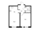 Продается 2-комнатная квартира в монолитном доме (заселён).