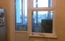 Балконный блок б/у