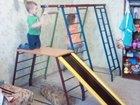 Спортивный,развивающий детский комплекс
