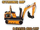 Продам мини экскаватор Strong MS 1500