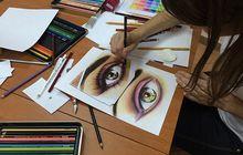 Занятия рисованием и живописью в Иркутске