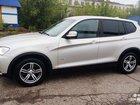 BMW X3 3.0AT, 2012, 135000км