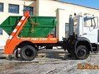 Фотография в Строительство и ремонт Другие строительные услуги Вывоз мусора , грунта - контейнерами-8, 20, в Истре 0
