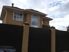 Foto в Недвижимость Продажа домов Двухэтажный коттедж площадью 200 м. кв. на в Истре 10000000