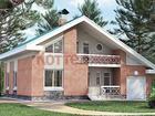 Скачать бесплатно фото Дома Новый дом в д, Вельяминово, 2 км от г, Истра 40745367 в Истре