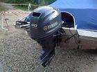Фотография в   Продаю четырёхтактный лодочный мотор Yamaha в Иваново 245000