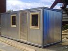 Просмотреть foto  Блок контейнер (бытовка) 34102135 в Иваново