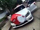 Свежее фото Организация праздников Прокат свадебных украшений для машин 34351361 в Иваново