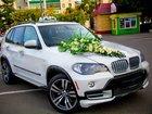 Уникальное фотографию  Свадебные машины BMW X5 34354032 в Иваново