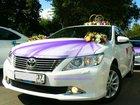 Свежее фото Аренда и прокат авто Cвадебный кортеж Toyota Camry 34354078 в Иваново