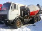 Свежее фото Бетономиксер Продам автобетоносмеситель МАЗ 8м3 58892788 в Иваново