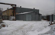 Сдам в аренду открытый земельный участок с бетонной площадкой и кранбалкой