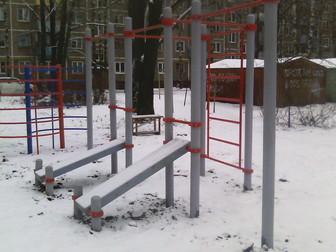 Скачать бесплатно фото Импортозамещение Хомуты и спортивное оборудование для воркаута, детские площадки 35153405 в Иваново