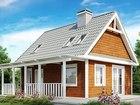 Скачать бесплатно foto  Строительство каркасных домов под ключ по лучшей цена за кв, м 34411752 в Ижевске