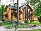 Свежее изображение Строительство домов Деревянные Дома и Бани из оцилиндрованного бревна 34961346 в Ижевске