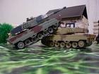 Уникальное фотографию  Радиоуправляемый Танковый Бой 35562911 в Ижевске