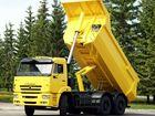 Новое фото  Самосвалы на доставку сыпучих грузов 66430601 в Ижевске