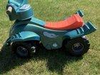 Квадроцикл Талокар машина