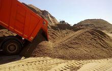 Песок строительный от производителя