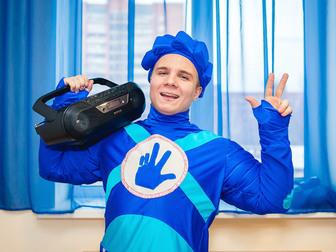 Просмотреть фото  Аниматор на детские праздники 64216975 в Ижевске