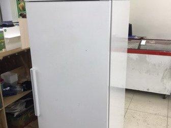 Новый холодильный шкаф до -5 , бу 1,5 месяца абсолютно новый по состояниюПродаю за ненадобностью, в Ижевске