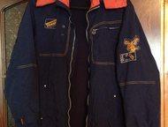 продаю куртку Куртка на мальчика на раннюю осень, с отстёгивающейся подкладкой,