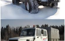 Автомобиль ГАЗ Егерь 2