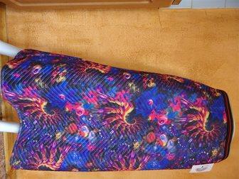 Уникальное foto Женская одежда Юбки яркой расцветки из стёганого трикотажа 34315144 в Якутске