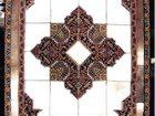 Фото в Мебель и интерьер Ковры, ковровые покрытия Ковер из искусственного шелка изготовленный в Ярославле 5000